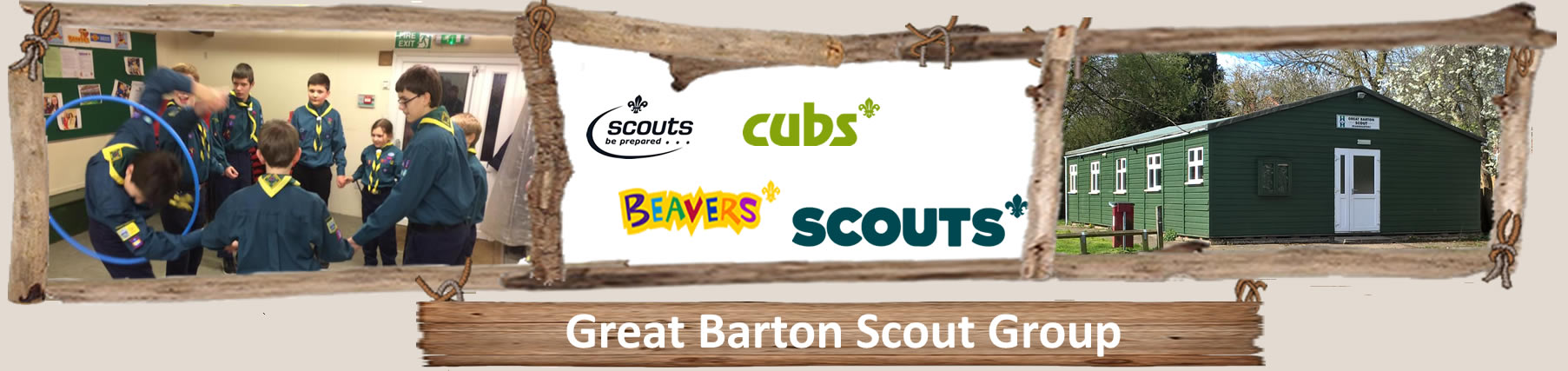 Great Barton Scouts Header